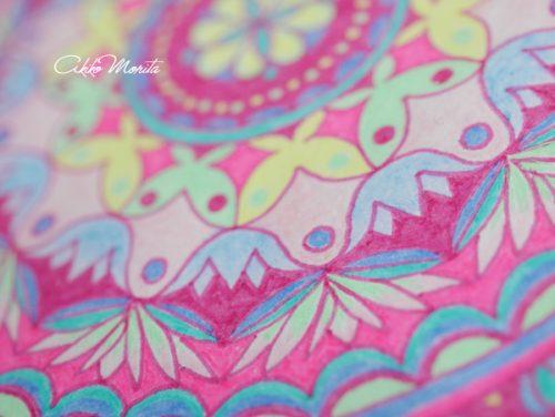 うまれる 紋様色彩画