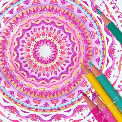 紋様色彩画
