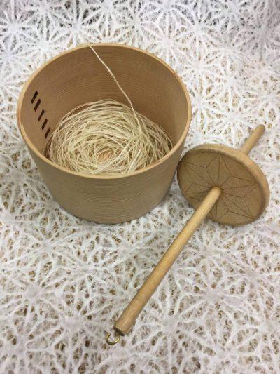 大麻糸 麻糸産み 佐々木真紀 個展