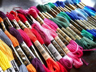 組み紐 刺繍糸