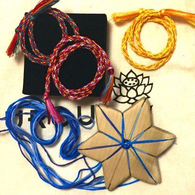 組み紐 刺繍糸 麻型