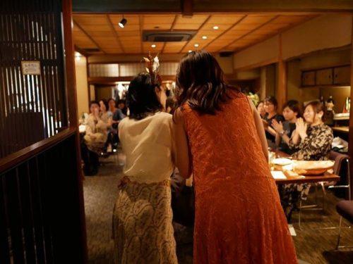 ROCKANDBOTANICA オーガニックコスメ パーティー 京都