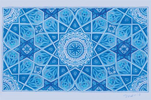ポストカード イスラム