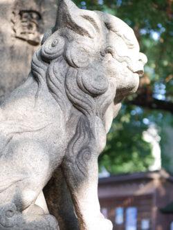 獅子 狛犬