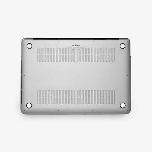 Blue紋様 Macbookスナップ式ケース