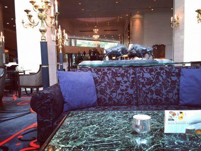 お茶会 ウェスティンホテル