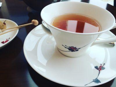 インターコンチネンタル大阪 お茶