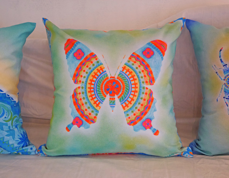 cushion-butterfly